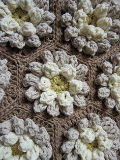 Boyutlu Çiçek Motifi Yapımı | Hobilendik.net