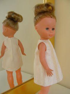 Doll dress pattern