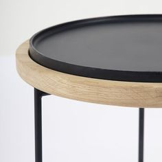 The Duplé table is a diverse table that allows for both serving and seating. The tables are designed to serve the owner needs in as many situations as possible. With the intention to increase its lifespan, and the owner's connection to it. It is ea. Outside Furniture, Small Furniture, Home Decor Furniture, Table Furniture, Furniture Design, Furniture Dolly, Scandinavian Bed Frames, Coffe Table, Decoration