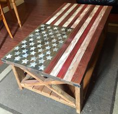 Burnt 3 Dimensional Hand Oiled Pine Wred In A Folded Polished Us Flag Metal Art Available 2 And 4 Foot Wide Footers 24 Footer