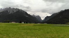 Fantastic view from the cycle path S.Candido-Brunico