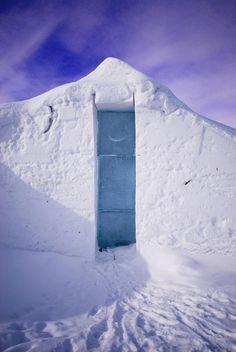 Kakslauttanen, Lapland, Finland  |  Young Rob V. photography  2008 Snow Castle, Finland Travel, Lapland Finland, Ice Castles, Lappland, Helsinki, Where To Go, Winter Wonderland, Norway
