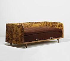 gio ponti sofa- Canapé 1950