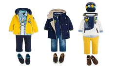 Mayoral Baby Collection Fall-Winter 2015-2016 Little Boy Outfits, Baby Boy Outfits, Kids Outfits, Baby Boy Fashion, Kids Fashion, Winter Fashion, Baby Girl Jeans, Girls Jeans, Fall Winter 2015