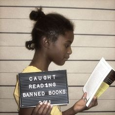 I Read Banned Books by Oak Park Public Library, via Flickr