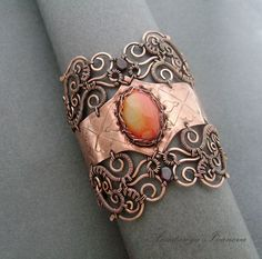 Image result for wire copper jewelry
