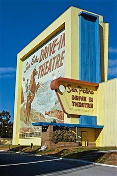 San Pedro Drive-in Theatre • San Pedro, California