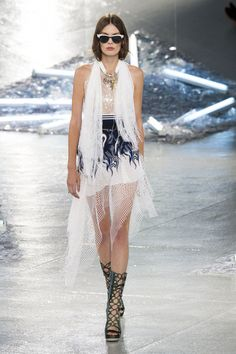 Rodarte at New York Fashion Week Spring 2015 - Runway Photos
