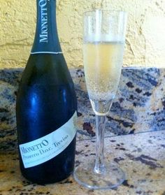 Mionetto Prosecco Organic D.O.C. Treviso - a beautiful sparkling wine from Italy