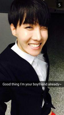 Hobi smile is just so cute! Snapchat Message, Kpop Snapchat, Bts Bangtan Boy, Bts Boys, Jimin, Seokjin, Namjoon, Taehyung, Kdrama