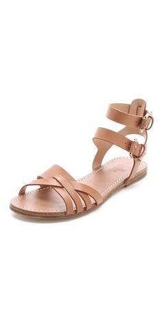 Belle by Sigerson Morrison sandals.