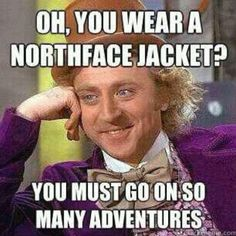 bahaha. not sure about wonka but the quote makes me laugh!
