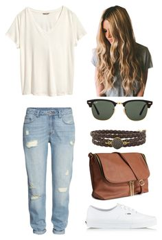 Casual First Date by emily713 on Polyvore featuring polyvore and art