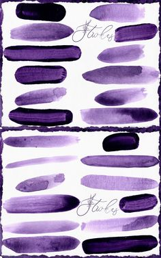 #Passion #Purple #Digital #Textures #Watercolor #Wedding #Stationary #Branding #Abstract