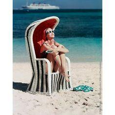 retro beach style