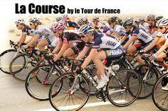 """A true memorable moment: """"La Course by Le Tour de France."""""""