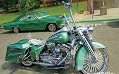 Socios Car Club 10Th Annual Car Show Harley Davidson Lowrider