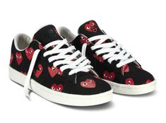 Converse and Comme Des Garcons Release New Sneaker Collection | StyleCaster