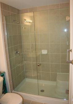 Next Home Project: Frameless Shower Doors