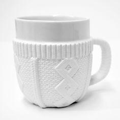 Sweater mug by Mollaspace
