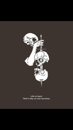 67 Best Ideas for tattoo quotes about death miss you feelings tattoo designs ideas männer männer ideen old school quotes sketches Art Quotes, Tattoo Quotes, Death Quotes, Quotes About Death, Skeleton Art, Dark Thoughts, Sad Art, Skull Art, New Tattoos