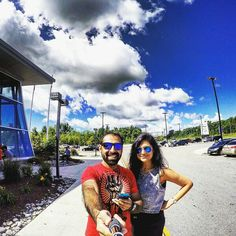 The edible #Clouds in the #Canadian #sky! Enroute #Montreal!  #Travel #Traveldiaries #TravelAwesome #Holiday #Vacation #Fun #Cloud