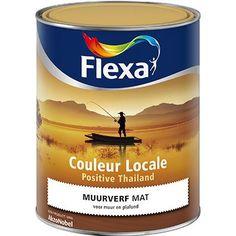 Flexa couleur locale muurverf