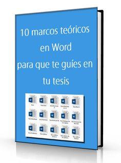 YA PUEDES COMPARTIR LOS  10 marcos teóricos en Word para que te guíes en tu tesis - descarga directa http://www.librearchivo.tk/2016/07/10-marcos-teoricos-en-word-para-que-te-guies-en-tu-tesis.html  #marcoTeorico #tesis #LibreArchivo