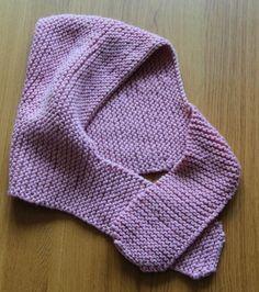Tricot Bonnet Echarpe