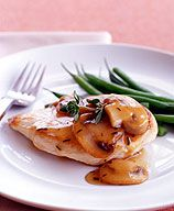 Weight Watchers Chicken Marsala - this is the new version.  I have only made the original version.