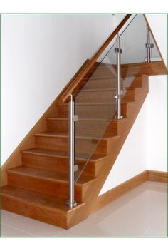 Adams Glass Staircase