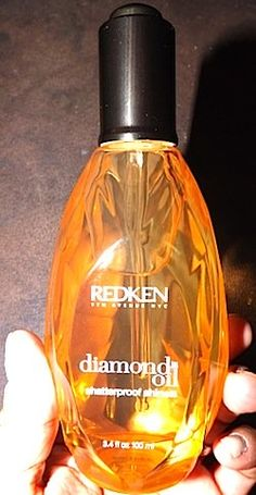 BEFORE/AFTER PHOTOS: REDKEN Diamond Oil Shampoo, Conditioner, Deep Facets Oil Enriched Intensive, Shatterproof Shine Oil Treatment #bstat