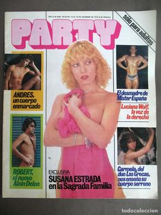 REVISTA PARTY Año III Num 139. 10 a 16 Diciembre 1979 - Foto 1