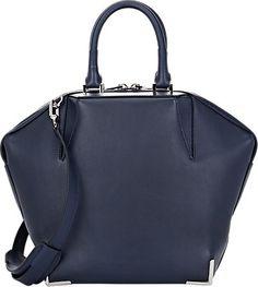 ce86b98d09 Alexander Wang Emile Satchel Leather Satchel Handbags