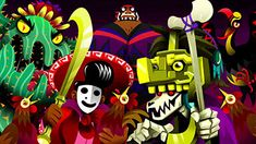Filename: guacamelee 2 wallpaper beautiful Resolution: File size: 1231 kB Uploaded: Adamaris Williams Date: Ultra Hd 4k Wallpaper, Wallpaper For Your Phone, Cool Wallpaper, Google Backgrounds, New Backgrounds, Cool Themes, My Themes, Viria, Ps4 Game Console