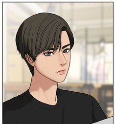 Suho, Wonderwall, Boy Hairstyles, Anime Outfits, True Beauty, Webtoon, The Secret, Handsome, Hair Styles
