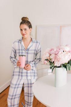 Gal Meets Glam 10 Cozy Christmas Morning Pajamas - Rails Pajamas f41434c84