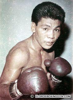 "Gabriel ""Flash"" Elorde, Boxer (World Junior Lightweight Champion) #PinoyPride #Pinoy #Pinay #Philippines #Pilipinas #Pinas #Filipino #Filipina #Asia #Asian #sports #boxer #boxing"