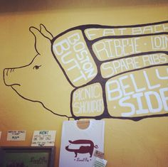 Local Pig Butcher & Pigwich in the East Bottoms is a tasty local meat lover adventure. We like to sneak down there for lunch. #kansascity #blacktopfav  http://www.thelocalpig.com/