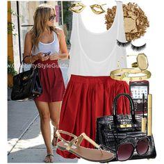 """""""Dress like Lauren"""" by sierraday on Polyvore"""