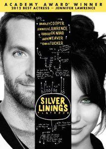 Silver Linings Playbook dvd