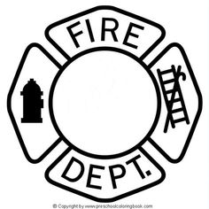 Marvelous Safety Coloring Pages 95  preschoolcoloringbook Fire Safety