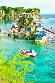 Gibitngil Island in Medellin, Cebu The New Tourist Destination in Northern Cebu.