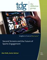 wow TDG: Sports Viewers Embracing Second-Screen Sports Apps