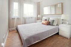 Mieszkanie do wynajęcia_Poznań - Średnia sypialnia, styl skandynawski - zdjęcie od re-ARCH Home Staging