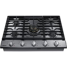 Samsung NA30K7750TS - 30 Gas Cooktop With Wi-Fi Connectivity