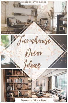 Love the Farmhouse look? Need help figuring out what decor items your house might need? Grab your wallet and check out this post on Farmhouse Decor Ideas!
