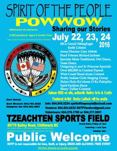 Spirit Of The People Pow Wow 2016