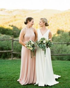 Regina And Jack's Dream Destination Wedding In Tuscany - Sister, Sister
