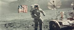 Hundreds Of Unseen NASA Photographs Reveal The Vintage Beauty Of Outer Space